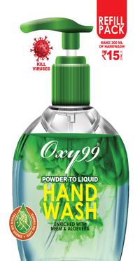 Oxy99 Handwash Refill