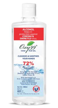 Oxy99 Bottle