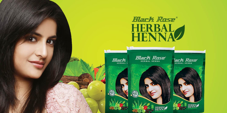 Black Rose Herbal Henna Henna Group